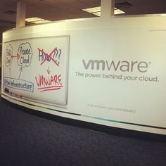 VMware spotted at the Dallas Fort Worth International Airport. #VMware