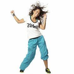 It's no wonder these Zumba Ultimate Party Cargo Pants are the Ultimate Zumba® wear look – they have it all! Pop up a pant leg (or two) and roll 'em both up in an (interior) snap or with the all-new adjustable ribbon at the leg opening. $80.00