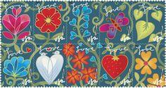 heart, postag stamp, weddings, forev stamp, 2011