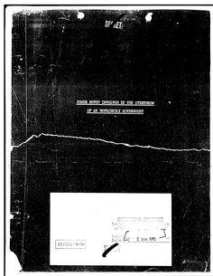 CIA Historical Study