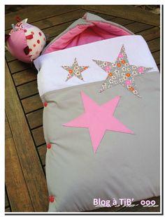Gigoteuse turbulette tour de lit on pinterest tour de lit baby sleeping bags and sleeping bags - Patron nid d ange bebe gratuit ...