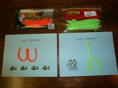 Bass Pro Shop isn't just for fishermen!  Worms are great learning tools!...No Way! Cool!!