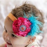 Cheap place to buy cute shabby flowers, elastic, headbands, etc!