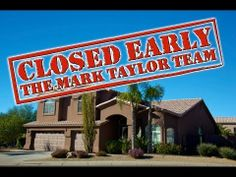 Adam Talal super happy closed 22 days early with The Mark Taylor Team
