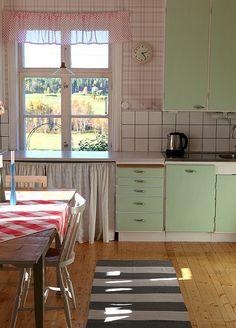 View from kitchen window by Underbaraclaras, via Flickr