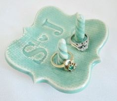 Mr. and Mrs. Ring holder, Bridal shower gift, Engagement present, Ring dish, Anniversary gift, Wedding gift