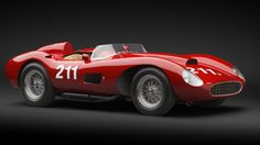 1957 Ferrari 625 TRC Spider (1 of only 2 produced)