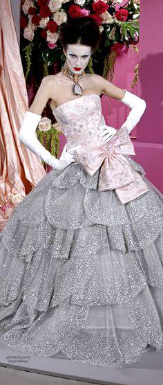 Retro Runway ~ Christian Dior Haute Couture  #PurelyInspiration