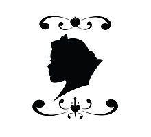 snow white silhouette