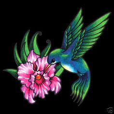 bird tattoos, hummingbird tattoo, hum bird