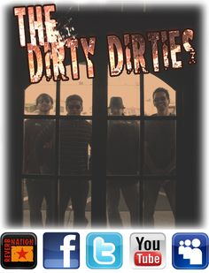 The Dirty Dirties...my husband's Band!
