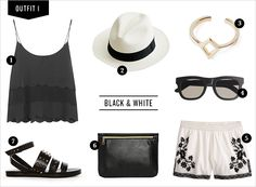 Black and White   Rue