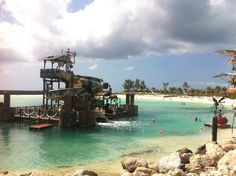 Castaway Cay: Disney Cruise Line's private island in the Bahamas