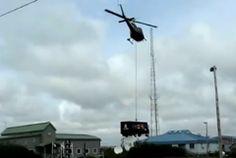Taco Bell flies in 10,000 Tacos to the Alaska town of Bethel.