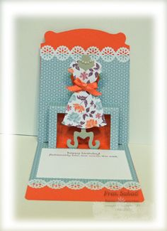 stampersblog: Sweet and Simple Dress Form