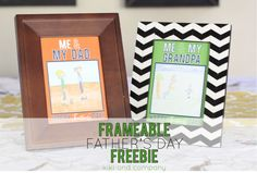 fathers day crafts, free father, father day, printabl