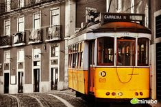 Lisbon, Portugal is one of The Top 50 Cities to See in Your Lifetimeaccording to minubeapp - via Huffington Post 03.07.2014 | Lisbon truly has it all: sun, sea, and an enchanting and decadent atmosphere like that found amid the sunny, colorful streets of the city's Chiado and Alfama neighborhoods. (Photo by Jessica M. Infante)