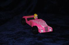 girl pinewood derby car - Google Search