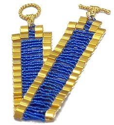 Free Tila Bead Bracelet Pattern featured in Bead-Patterns.com Newsletter!