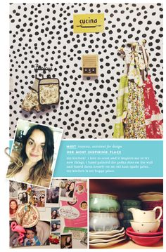 meet ioanna, our assistant for design (kate spade new york home)