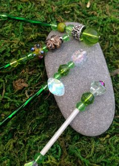Miniature Wands Spring Fairy  Fairy Party Pack by SpiritedWoodland, $16.95