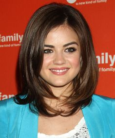 Lucy Hale's new do