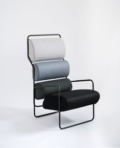 'Sancarlo' armchair by Achille Castiglione, originally for Driade and reissued by Tacchini