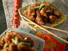 Sesame Ginger Chicken from CookingChannelTV.com
