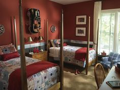 Retro Kids Room - HGTV Dream Home Bedrooms Recap on HGTV