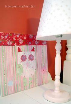 Really Cute!! A Paper Owl Wall Art Craft