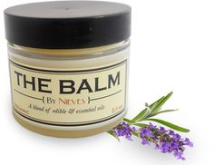 The Balm is an amazing multi-purpose miracle worker. Crafted with clean, no-fuss ingredients like organic coconut oil and essential oils, every jar is free of questionable chemicals often used in the beauty industry, leaving your skin happy and healthy. But it truly takes care of everything, from moisturizing head to toe to moonlighting as a quick hair smoother.