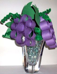 How to Make Paper Grapes - Yahoo! Voices - voices.yahoo.com
