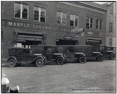 Vintage Car Dealerships On Pinterest Chevrolet Showroom