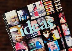 DIY instagram journal