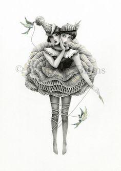 Courtney Brims Artist.