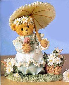 I love Cherished Teddies!