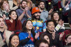 Everybody loves the Mets Bucket Hat Guy