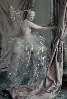 Tim Walker (sheets of plastic)