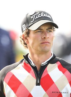 Adam Scott, Golfer