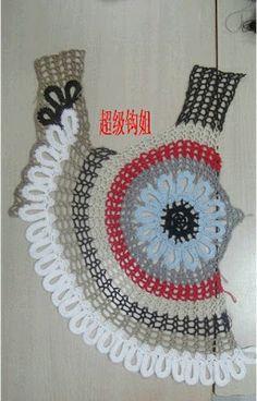 Blog Tesourinha: crochet