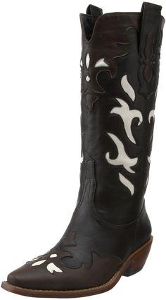 mid calf cowboy boot