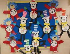Dr. Seuss!  I love this blog.  Such great ideas!