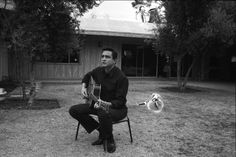 Johnny Cash's rare and unpublished photos