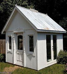 DIY Cottage Shed