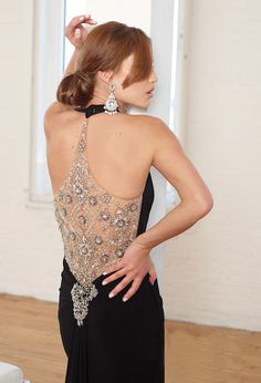 Such a gorgeous back