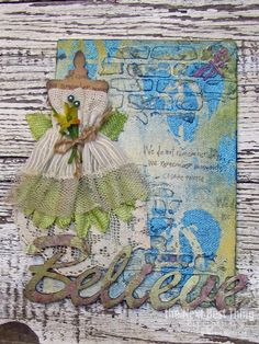 BELIEVE by Lynne For