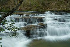 Organic Spa Magazine's Online Meditation Room | Waterfalls and Streams Theme | Relax #OrganicSpaMagazine