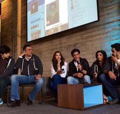 at Twitter HQ Sept 2014