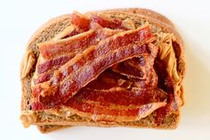 Peanut Butter and Bacon Sandwich | SAVEUR