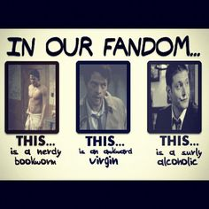In our Fandom...